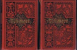 Friedrichs Rückert Werke. Auswahl in sechs Bänden [Bd. 1-6, in zwei Bänden]. Mit ...