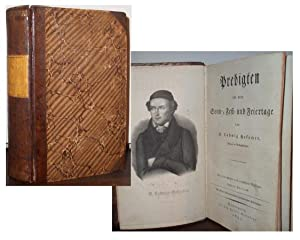 Predigten für alle Sonn-, Fest- und Feiertage.,: Hofacker, Ludwig: