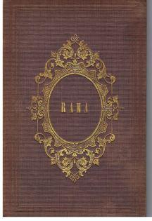 Rama : Ein indisches Gedicht nach Walmiki / Deutsch von Adolf Holtzmann.,: Holtzmann, Adolf: