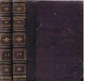 Sansara. Roman in vier Bänden [kpl. Bd. 1-4, in zwei Bänden].,: Meißner, Alfred:
