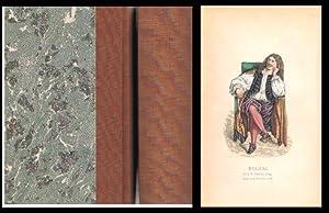 Oeuvres Completes De Moliere. Nouvelle édition. (La seule complète en 2 volumes in 12...
