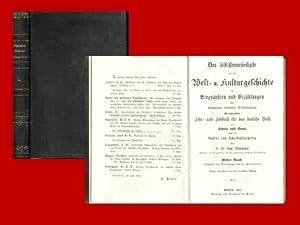Geschichte des Alterthums und des Mittelalters., [Das Wissenswürdigste aus der Welt- und ...