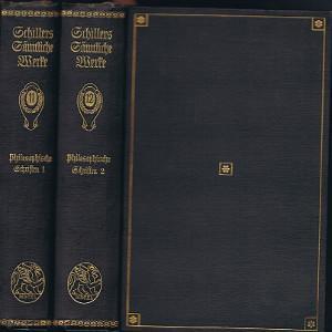 Philosophische Schriften. [Erster u. zweiter Teil, in zwei Bänden]. = 11 und 12. Band von ...