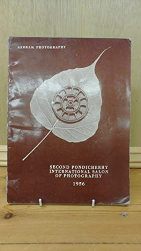 Second Pondicherry International Salon of Photography 1956: Foreword by Sri