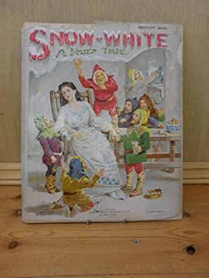 Snow-White A Fairy Tale: Adapted from Brothers