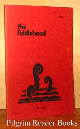 The Fiddlehead: Number 69, Fall 1966.: Bailey, Gaminon, Cogswell.