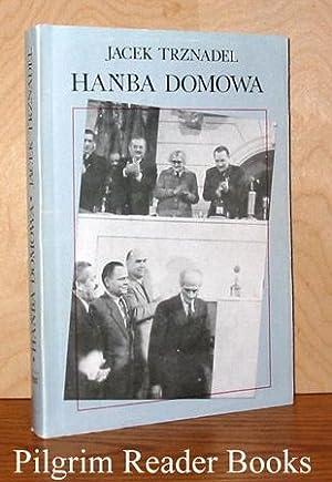 Hanba Domowa, rozmowy z pisarzami.: Trznadel, Jacek.