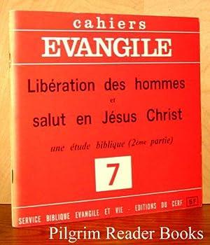 Liberation des hommes et salut en Jesus: Collectif (Andre Fauchet,
