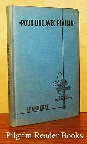 Pour lire avec plaisir.: Jeanneret, F. C.