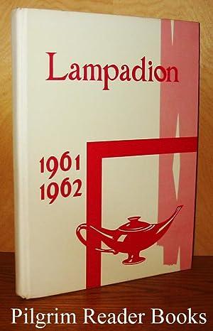 Lampadion 62: Delta Secondary School Yearbook, 1961-1962.: Adams, Sylvia. (editor).