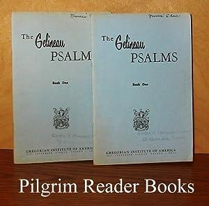 The Gelineau Psalms: Book One. (2 copies).: Gelineau, Joseph.