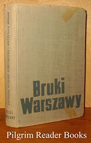 Bruki Warszawy.: Dobrowolski, Stanislaw Ryszard