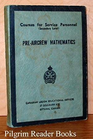 Pre-Aircrew Mathematics; Courses for Service Personnel, Secondary
