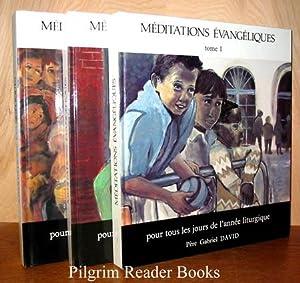 Méditations Évangéliques pour tous les jours de: Pere Gabriel David.