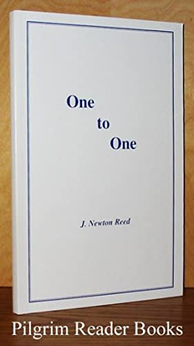 One to One: Reed, J. (John)