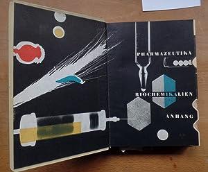 Ärztehandbuch. Pharmazeutika. Biochemikalien. Anhang.