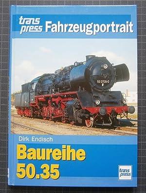 Transpress Fahrzeugportrait Baureihe 50.35. Stuttgart, Transpress, 1999. 1. Auflage. 8°, 141 ...