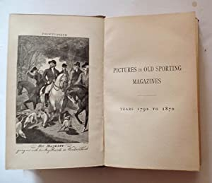 Index of Engravings with the Names of the Artists in the Sporting Magazine From the Year 1792 to ...