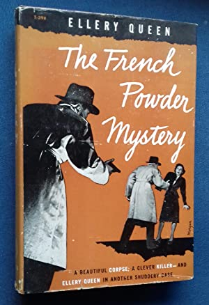 The French Powder Mystery - A Problem in Deduction.: QUEEN, Ellery.