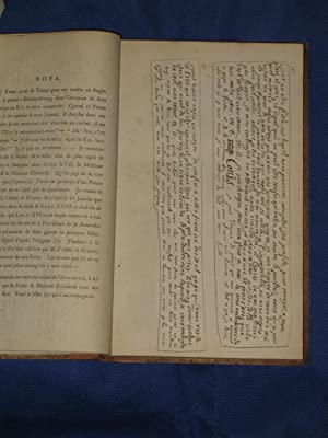 Journal de ce qui s est passe à la Tour du Temple, pendant la captivite de Louis XVI, Roi de France...