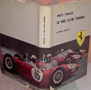 Le Mie Gioie Terribili.: FERRARI, Enzo.
