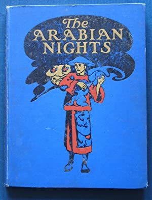 STORIES FROM THE ARABIAN NIGHTS. Selected and edited for children. Illustrated by Helen STRATTON.: ...