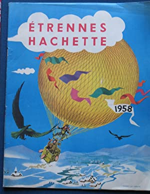 ETRENNES HACHETTE 1958.: EPHEMERA] HACHETTE