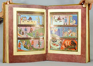 DAS GOLDENE EVANGELIENBUCH VON ECHTERNACH. CODEX AUREUS EPTERNACENSIS. [THE GOLDEN GOSPEL BOOK OF ...