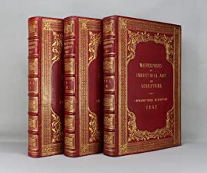 MASTERPIECES OF INDUSTRIAL ART & SCULPTURE AT THE INTERNATIONAL EXHIBITION, 1862: WARING, JOHN ...