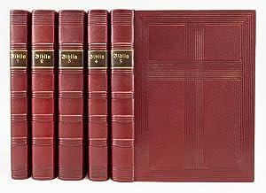 BIBLIA DAS IST: DIE GANTZE HEILIGE SCHRIFFT.: BREMER PRESS.) BIBLE