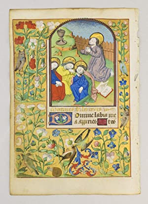 TEXT FROM THE HOURS OF THE CROSS (MATINS)
