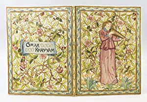 RUBAIYAT OF OMAR KHAYYAM: BINDINGS - EMBROIDERED