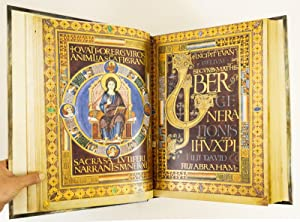 DAS LORSCHER EVANGELIAR. [THE LORSCH GOSPELS]: FACSIMILE PUBLICATION - ILLUMINATED MANUSCRIPTS, ...