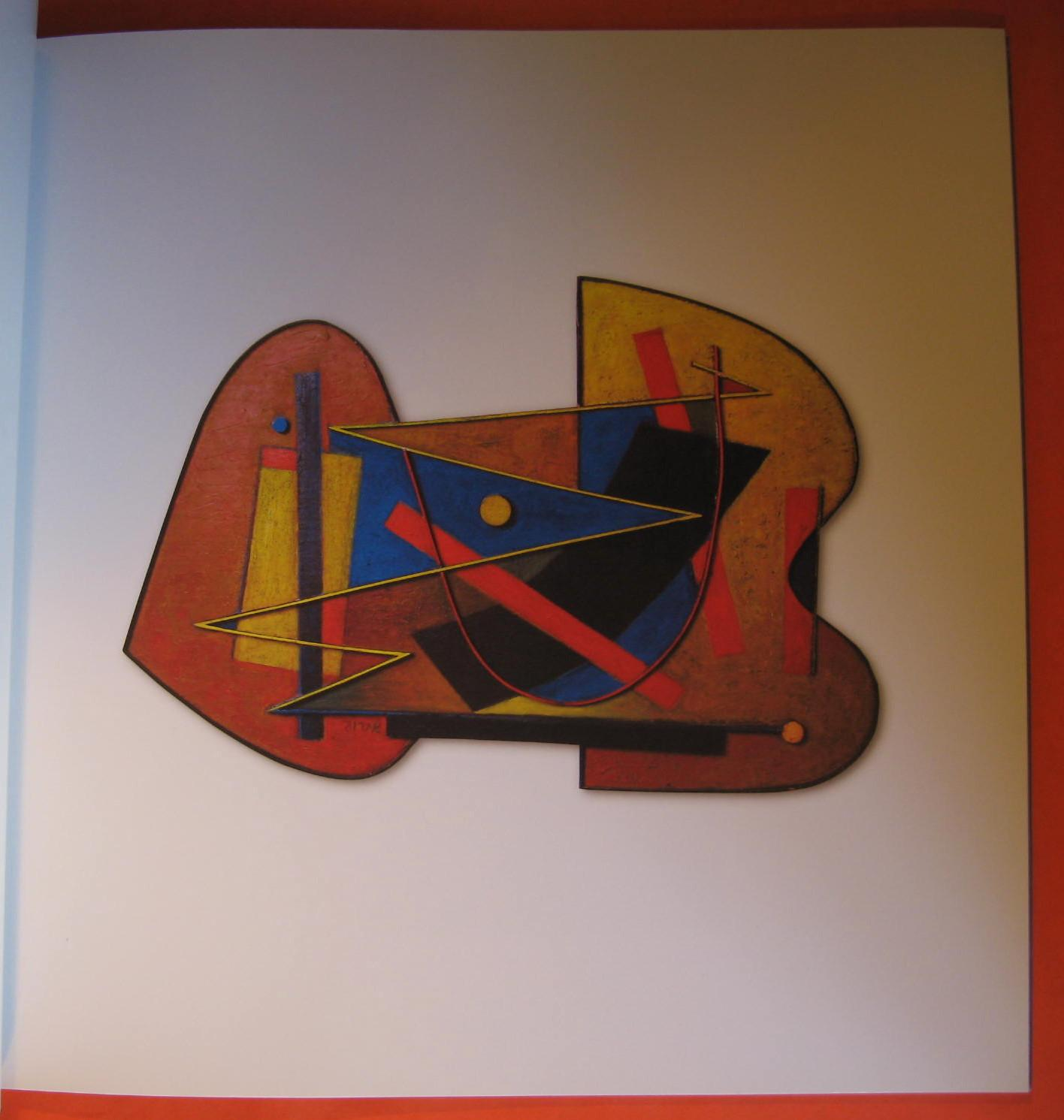 sorel etrog sketches and painted constructions 1952 1960 by