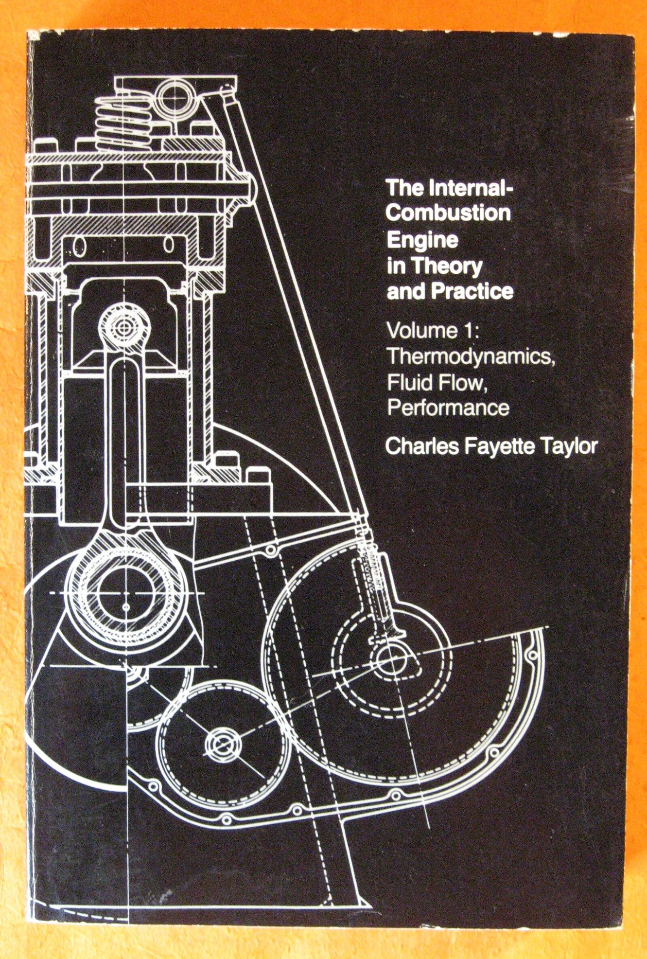 The Internal Combustion Engine In Theory And Practice Volume I Illustrated Diagram Of A Basic Thermodynamics