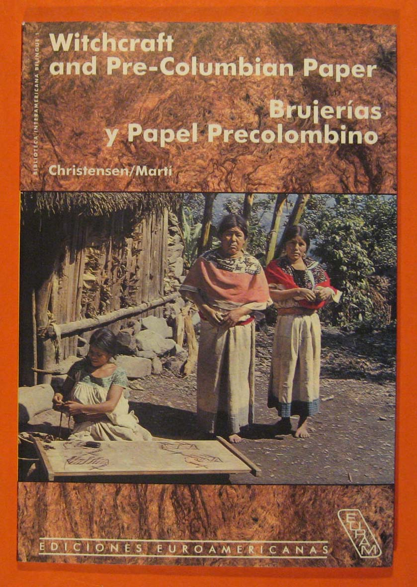 Witchcraft and Pre-Columbian Paper: