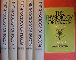 The Physiology of Insecta, Second Edition (6 Volume Set)