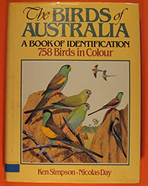 Birds of Australia: A Book of Identification