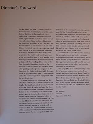 Gordon Smith: The Act of Painting: Thom, Ian M.;Hunter, Andrew;Vancouver Art Gallery;Smith, Gordon ...