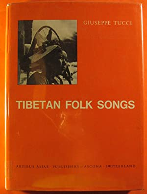 Tibetan Folk Songs from Gyantse and Western Tibet
