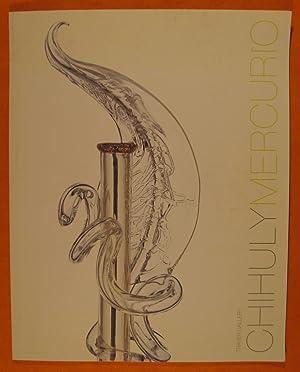 Chihuly Mercurio: No Author