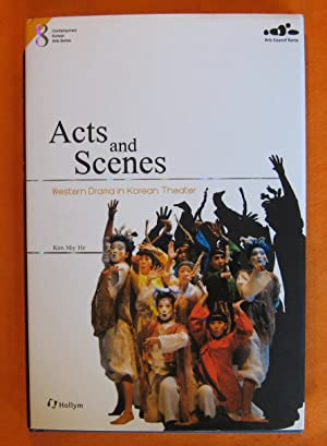 Acts and scenes : Western drama in Korean Theater