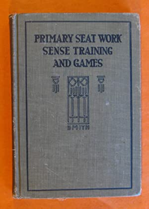 Primary Seat Work Sense Training and Games