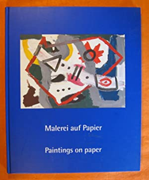 Malerei Auf Papier / Paintings on Paper