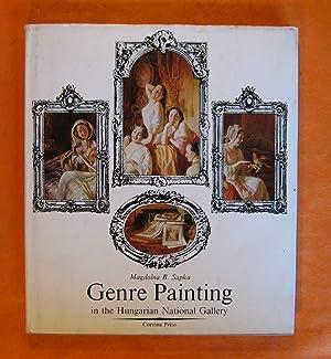 Genre painting in the Hungarian National Gallery: Magyar Nemzeti Galeria