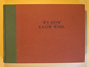 Timothy McSweeney's We Now Know Who : Issue No. 6 (with CD)