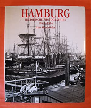 Hamburg: Historische Photographien Von 1842-1910 (German and English Edition)