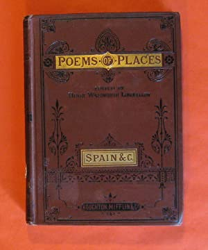 Poems of Places: Spain Vol. 1