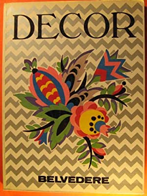 Decor: Wall Decorations - Illustrations from 1910 - 1920