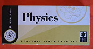 Physics Academic Study Card Set